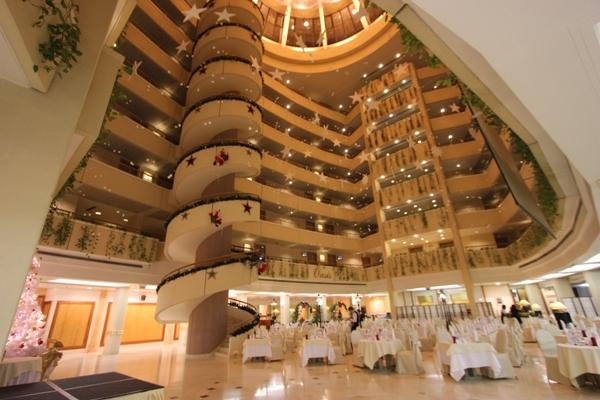 Новогодняя ночь 2014 в Ирис Конгресс Отеле