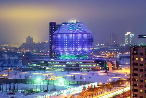 Новогодние праздники 2014 в Беларуси