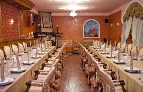 Где встретить Новый год 2014? В ресторане Саят-Нова