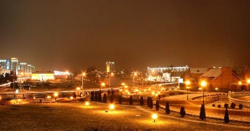 Где встретить Новый год? В Беларуси