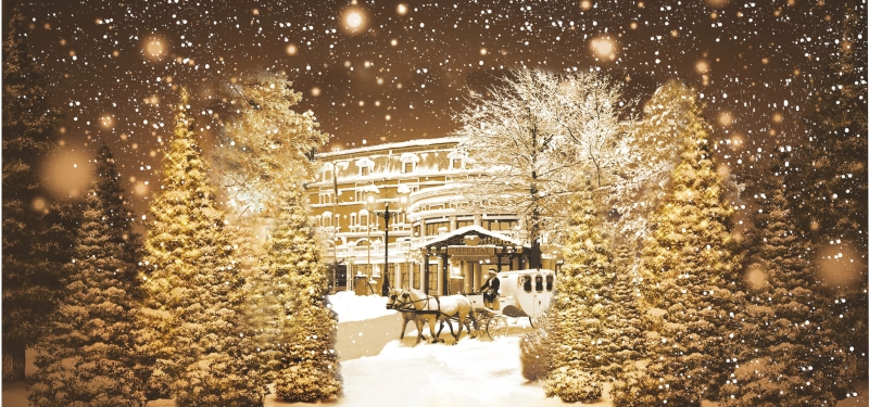 Группа LOVE ITALY, RICCARDO FOGLI и группа BACCARA в новогоднюю ночь в Империал Парк отеле