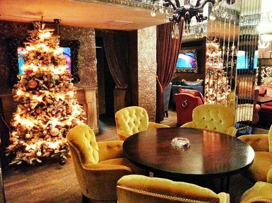 Фантастическая новогодняя ночь в караоке-клубе Кадриль