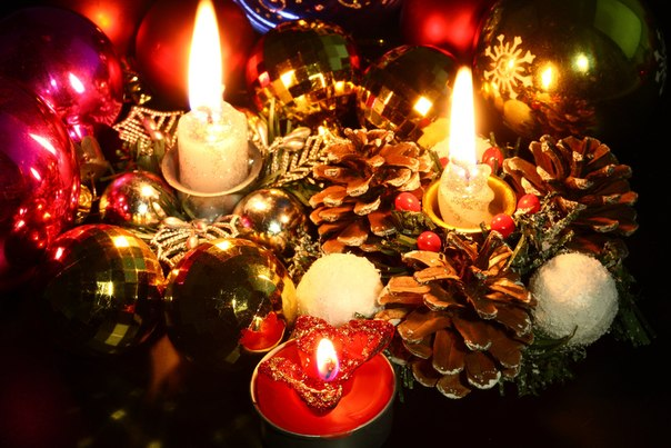 Новогодняя ночь в Развлекательном Комплексе ОДОН