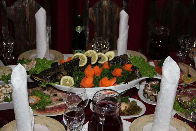 Новый год в Пушкарской слободе