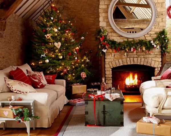Как украсить дом к Новому году? Тенденции 2015