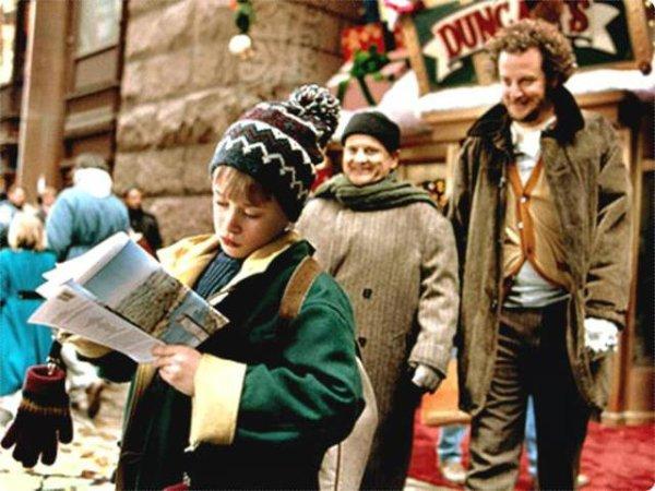 Десятка лучших зарубежных новогодних фильмов
