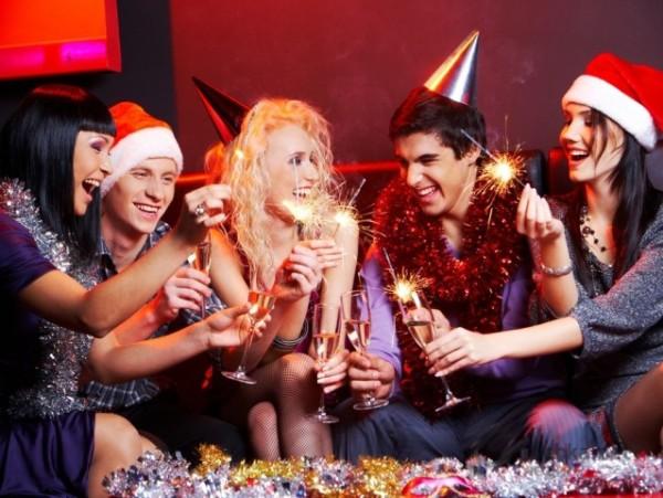 Новогодняя ночь в Космик — Белая дача