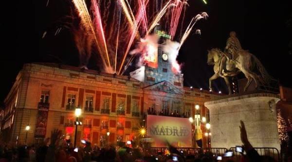 Как отмечают Новый год в Испании?