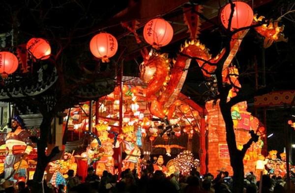 Как отмечают Новый год в других странах: Китай