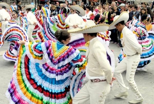 Как отмечают Новый год в Южной Америке?