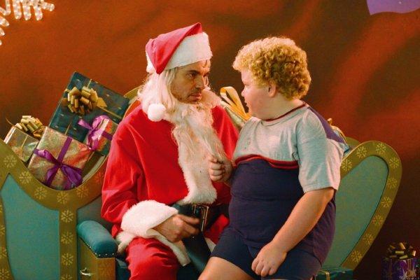 Новогодние комедии: Плохой Санта