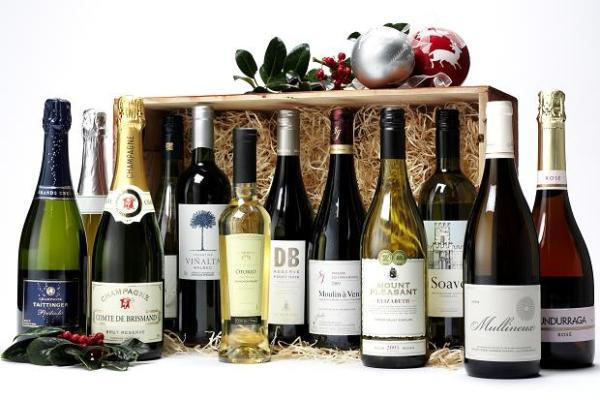 Выбор вина к новогоднему столу