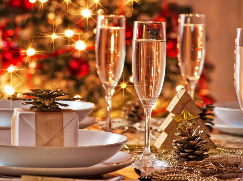 Встречаем Новый год в ресторане!