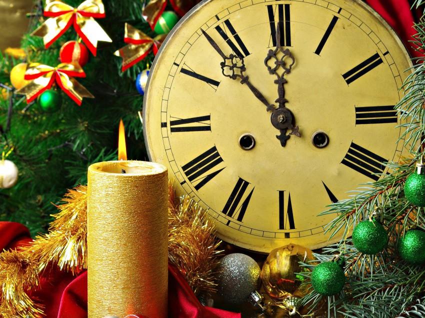 Новогодняя ночь в Арт-кафе «Сундук»!