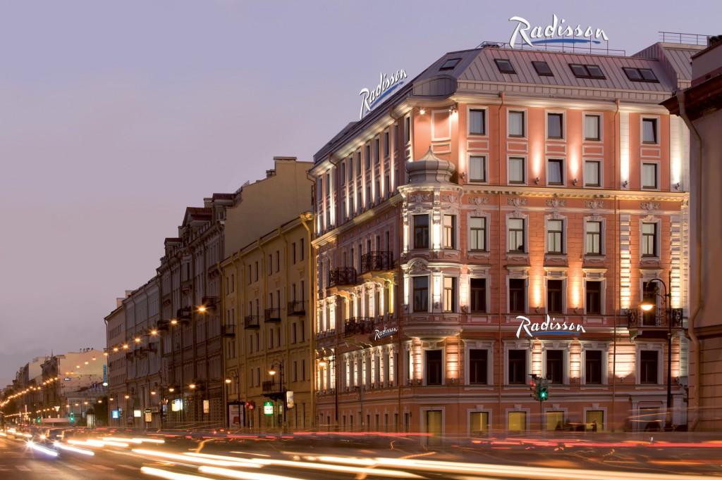 Radisson Sonya Hotel St. Petersburg