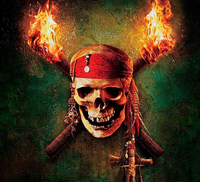 Пиратская пирушка в «Малибу» в ночь 31 декабря