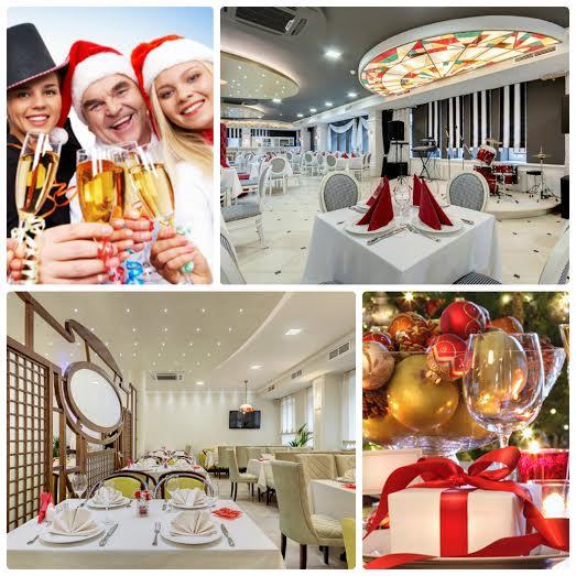 Приглашаем вас отпраздновать новогодний корпоратив в респектабельном 3х-этажном кафе «Маэстро»