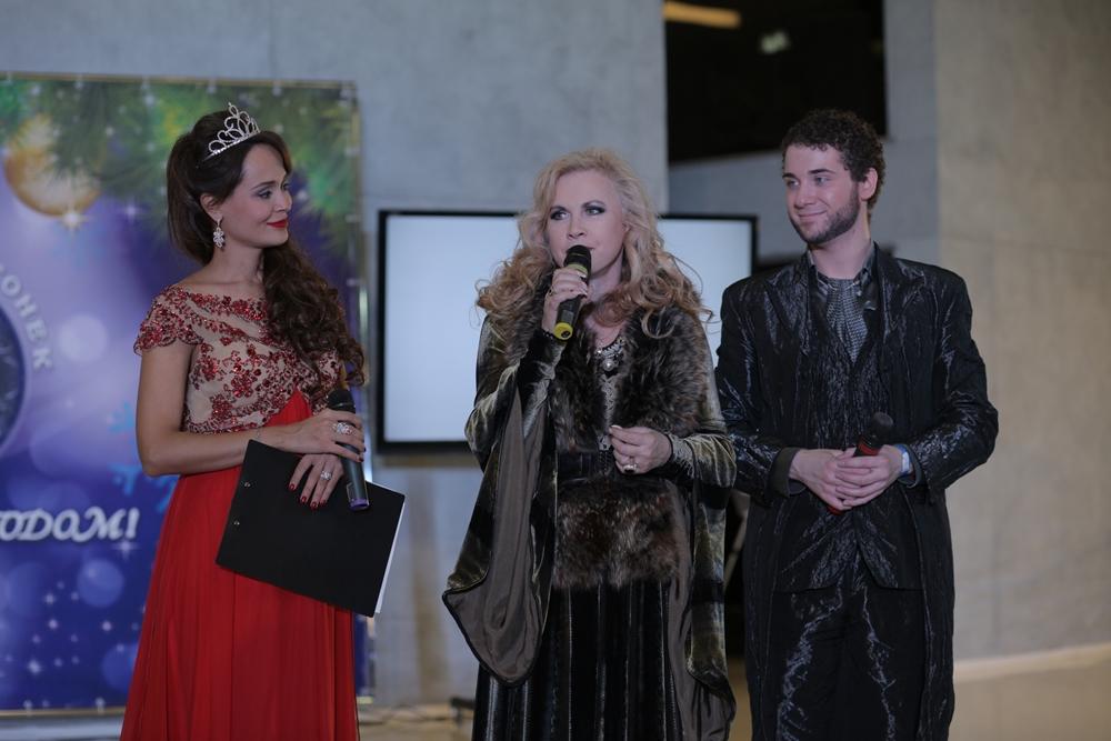 Анна Калашникова, Светлана Разина и Владимир Брилев