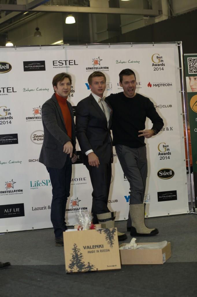 Илья Викторов, Роман Курцын и Михаил Мамаев