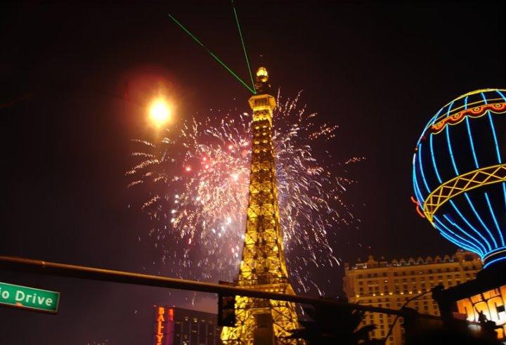 Новогодние каникулы в Париже1