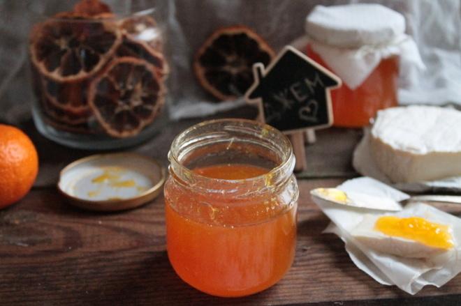 Оранжевая зима - мандариновый пир