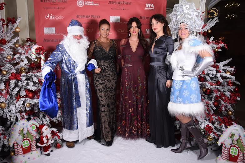 В Монако прошёл Рождественский бал3