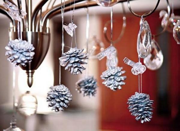 Вдохновляющие идеи яркого новогоднего интерьера