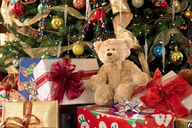 Вдохновляющие идеи яркого новогоднего интерьера2