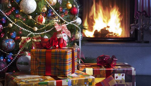 Вдохновляющие идеи яркого новогоднего интерьера3