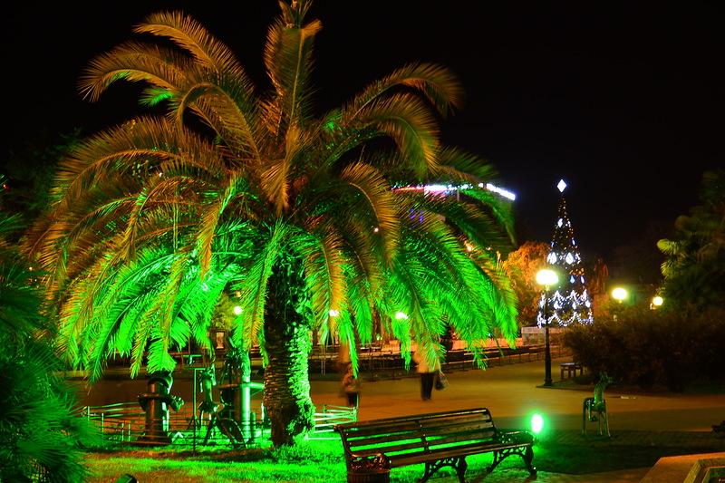 Radisson Blu Paradise Resort & Spa в Сочи — встретьте Новый год на берегу Чёрного моря!