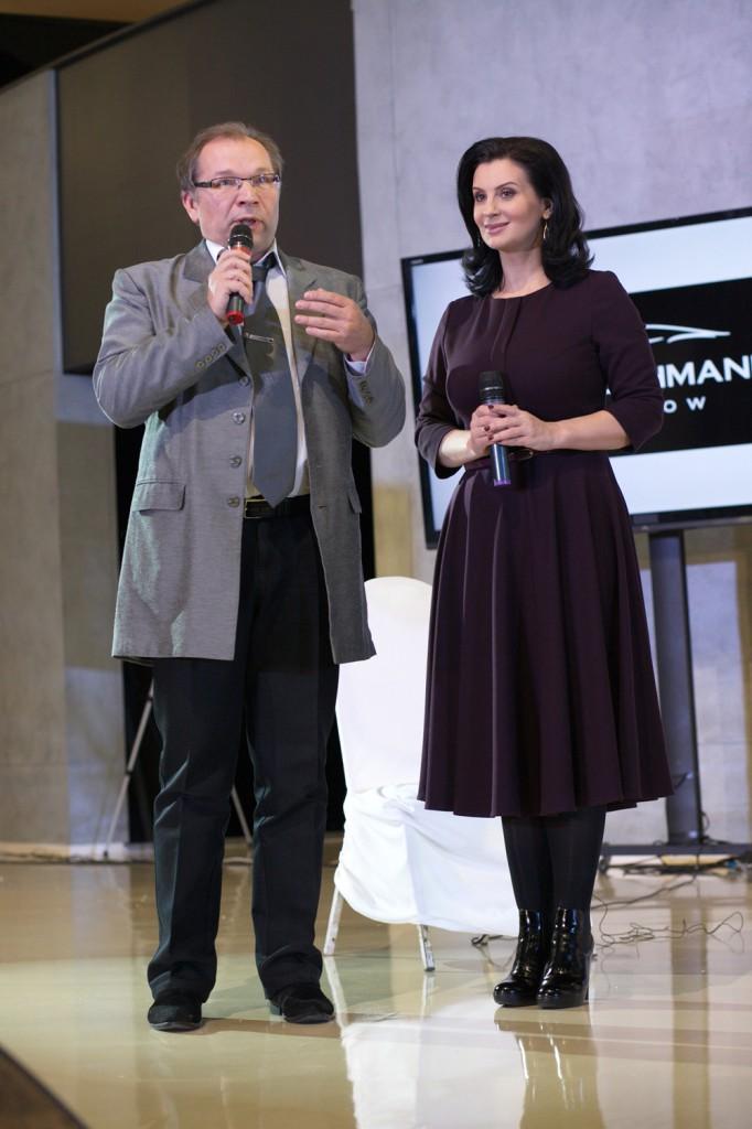 Юрий Розум и Екатерина Стриженова