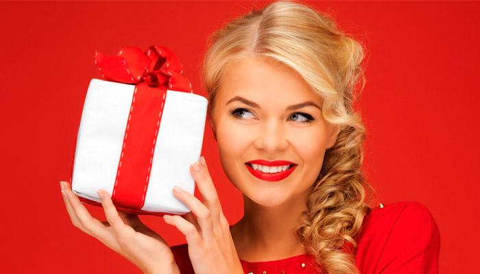 Что подарить девушке на Новый 2016 год?