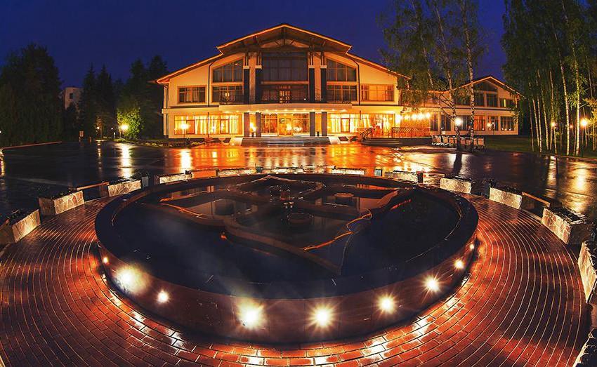 Новый год в Природном курорте Яхонты