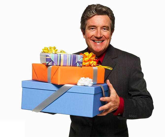 Дарите  подарки родителям на Новый 2016 год3