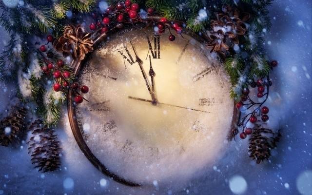 Новогодняя ночь 2016 - время загадывать желания3