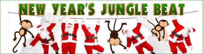Новый год в Джунглях. Спецпредложение от ИРИС КОНГРЕСС ОТЕЛЯ