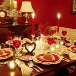 Особенности сервировки праздничного стола на Новый 2016 год