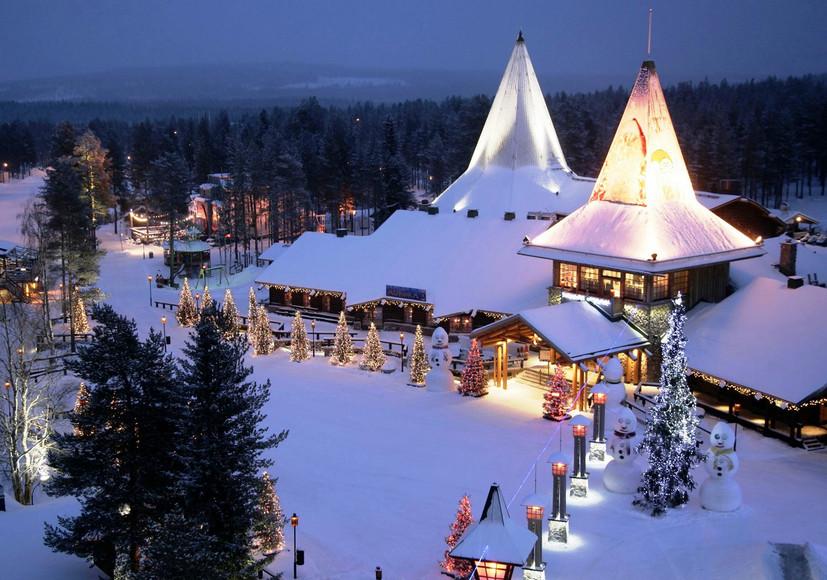 Новогодние и рождественские традиции  финнов1