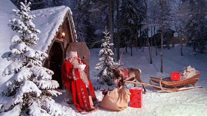 Как празднуют Рождество и Новый год в Финляндии?