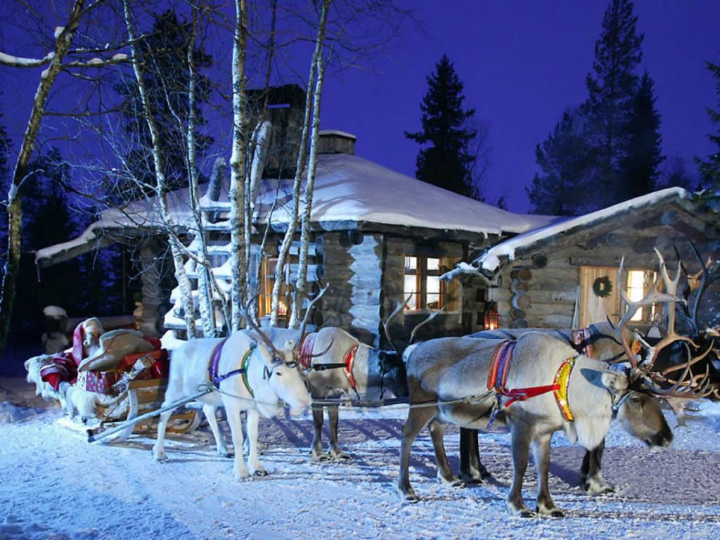 Новогодние и рождественские традиции  финнов3