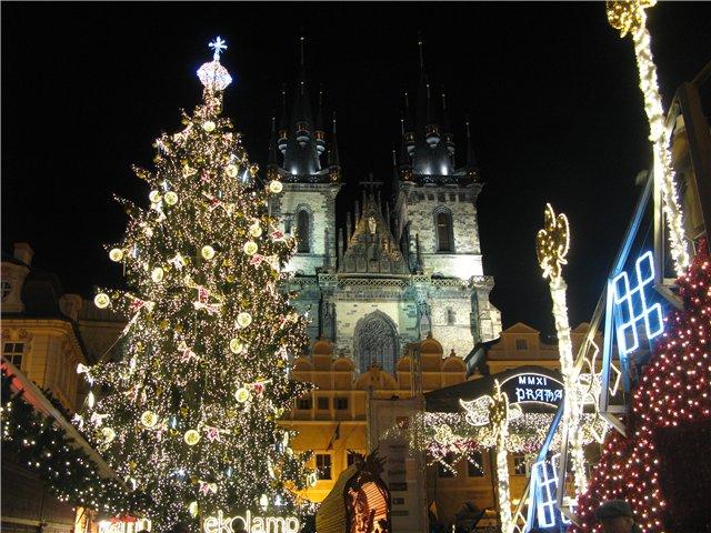 Особенности празднования Нового года в Чехии и Словакии1