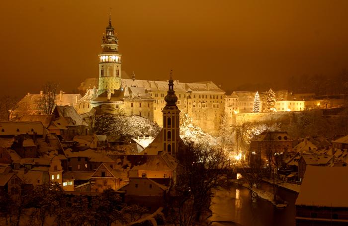 Особенности празднования Нового года в Чехии и Словакии