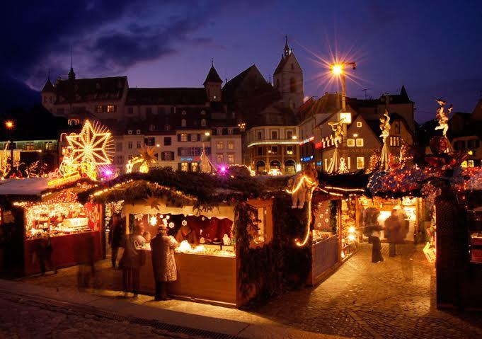 Как в Швейцарии отмечают Рождество и Новый год?