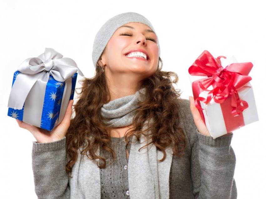 Выбираем подарок девушке на Новый 2017 год