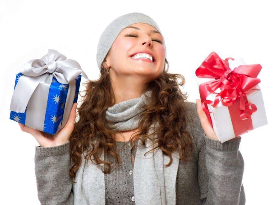 Много подарков для девушек 201