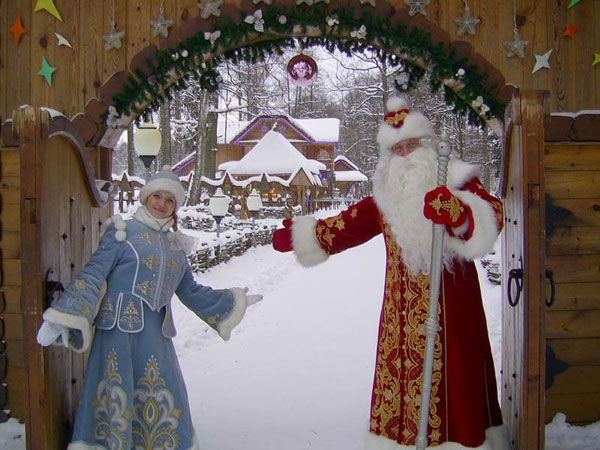 Как попасть в гости к Деду Морозу3