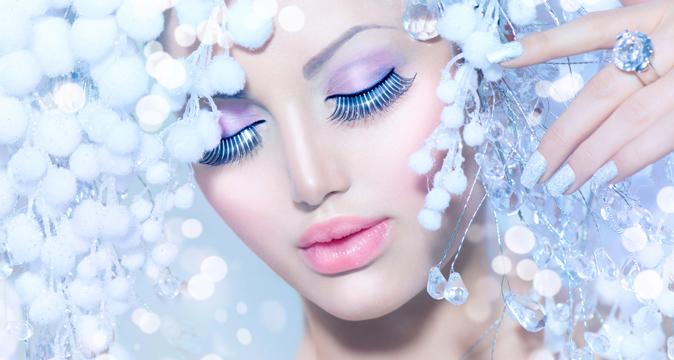 Новогодний макияж 2017 года: открываем секреты