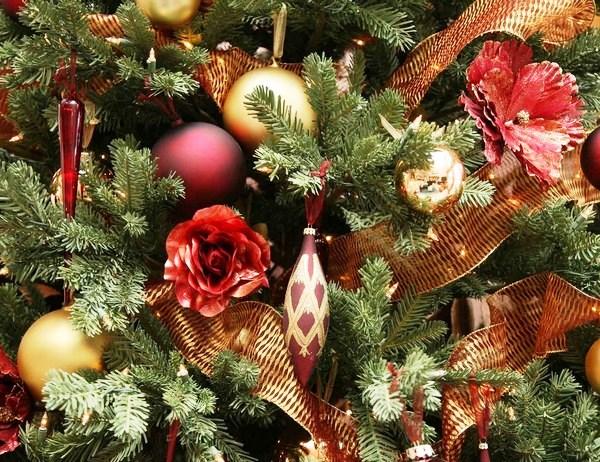 Новый 2017 год: идеи украшения новогодней ёлки