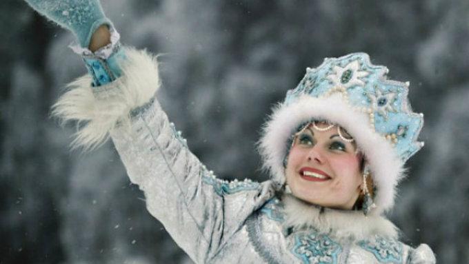 Снегурочка и ее секреты