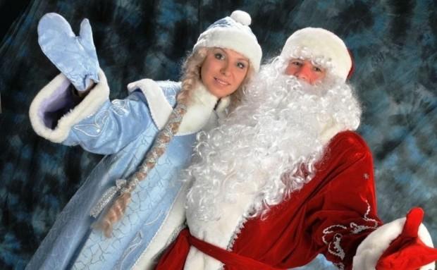 Дед Мороз и его аналоги в разных странах1